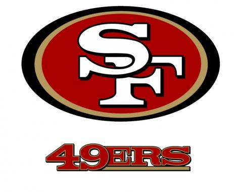 San Francisco 49ers playing in NFL