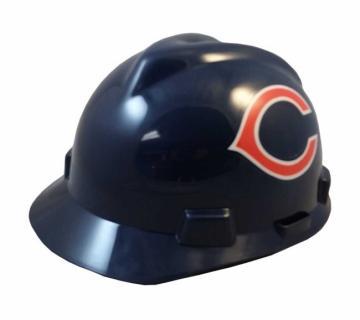 Chicago Bears construction hard hat