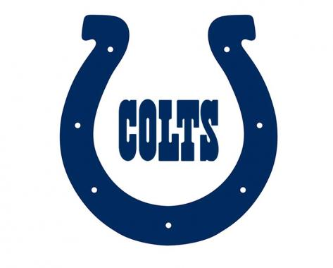 Indianapolis Colts playing in NFL