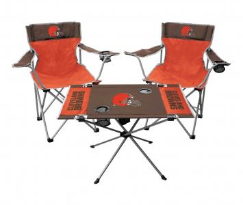 Cleveland Browns 3-Piece Tailgate Kit