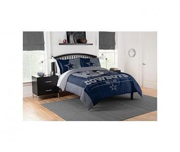 Comforter and Sham Set Dallas Cowboys