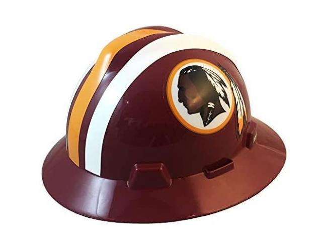 Washington Redskins NFL Fans Full Brim Hard Hat