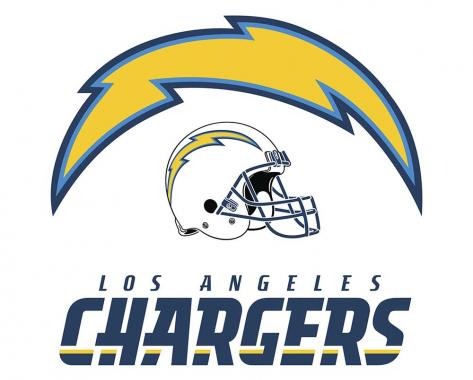 Los Angeles Chargers playing in NFL