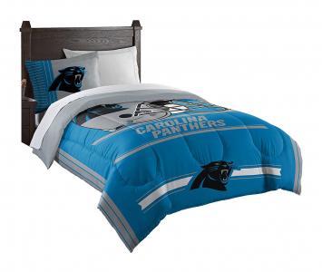 Comforter and Sham Set Carolina Panthers