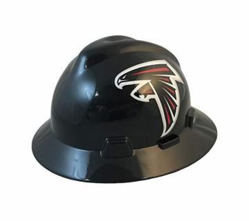 Atlanta Falcons NFL Fans Full Brim Hard Hat
