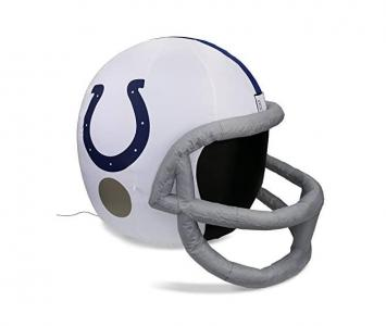Inflatable Lawn Helmet Indianapolis Colts