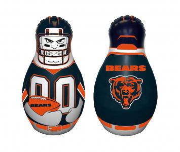Chicago Bears Tackle Buddy Inflatable Punching Bag