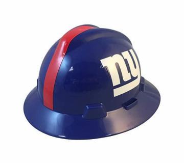 New York Giants NFL Fans Full Brim Hard Hat