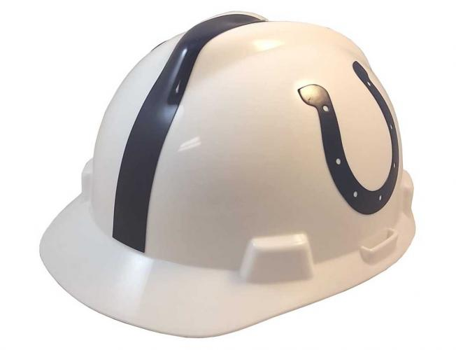 Indianapolis Colts construction hard hat