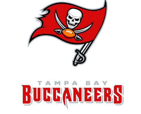 Tampa Bay Buccaneers playing in NFL