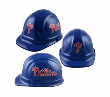 Philadelphia Phillies MLB fans hard hat