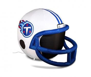 Inflatable Lawn Helmet Tennessee Titans