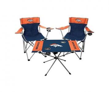 Denver Broncos 3-Piece Tailgate Kit