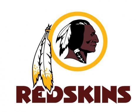 Washington Redskins playing in NFL