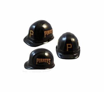 Pittsburgh Pirates MLB fans hard hat