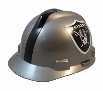 Las Vegas Raiders construction hard hat