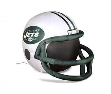 Inflatable Lawn Helmet New York Jets