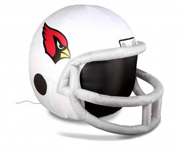 Inflatable Lawn Helmet Arizona Cardinals