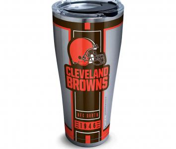 Stainless Steel Tumbler Cleveland Browns