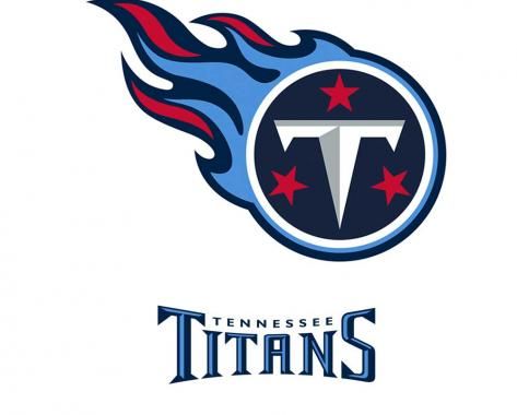 Tennessee Titans playing in NFL