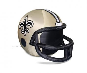 Inflatable Lawn Helmet New Orleans Saints