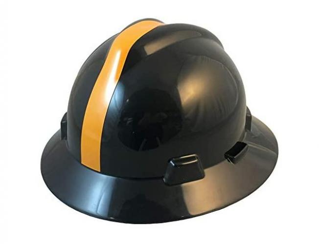 Pittsburgh Steelers NFL Fans Full Brim Hard Hat