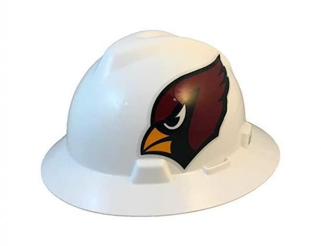Arizona Cardinals NFL Fans Full Brim Hard Hat