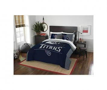 Comforter and Sham Set Tennessee Titans