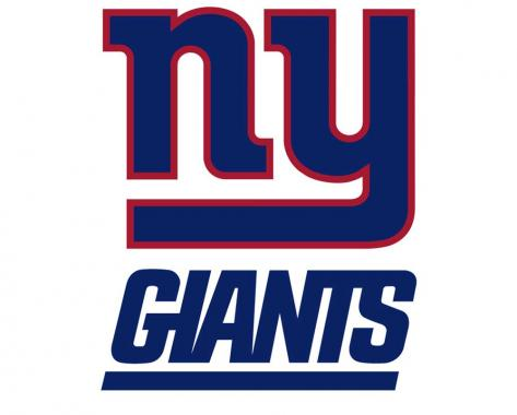 New York Giants playing in NFL