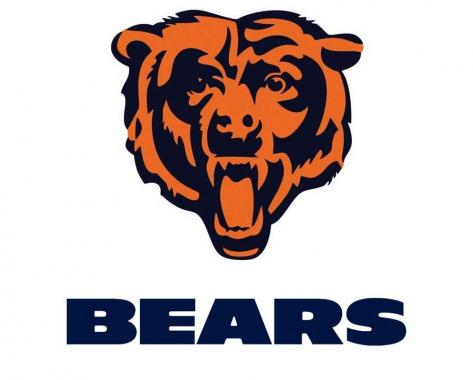 Chicago Bears playing in NFL