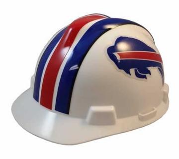Buffalo Bills construction hard hat