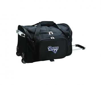 Los Angeles Rams Steal Duffel Bag