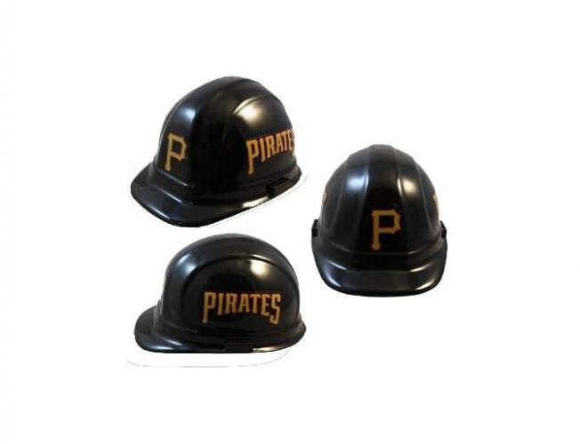 Pittsburgh Pirates MLB fans hard hat