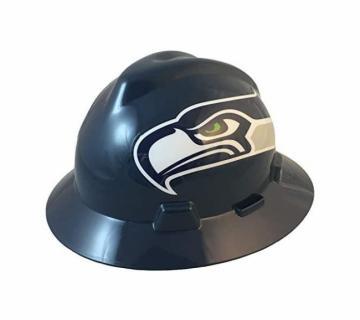 Seattle Seahawks NFL Fans Full Brim Hard Hat
