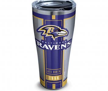 Stainless Steel Tumbler Baltimore Ravens