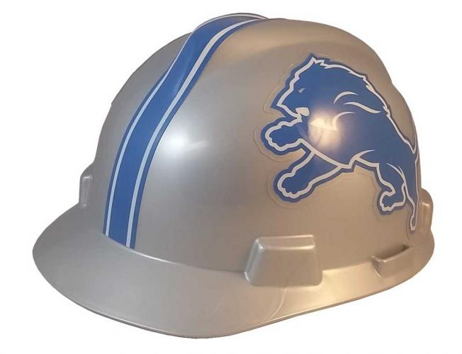 Detroit Lions construction hard hat