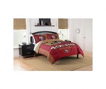 Comforter and Sham Set San Francisco 49ers