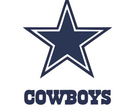Dallas Cowboys playing in NFL