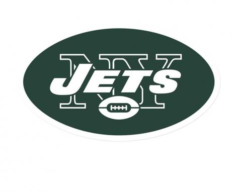 New York Jets playing in NFL