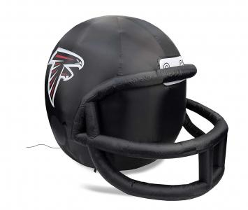 Inflatable Lawn Helmet Atlanta Falcons