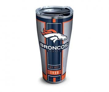 Stainless Steel Tumbler Denver Broncos