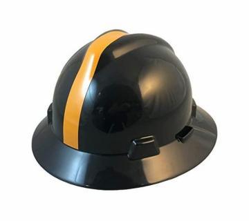 Pittsburgh Steelers NFL Fans Full Brim Hard Hat