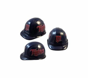 Minnesota Twins MLB fans hard hat