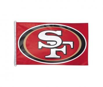 San Francisco 49ers Flag