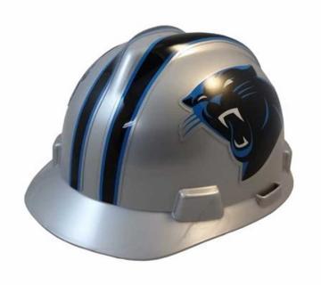 Carolina Panthers construction hard hat