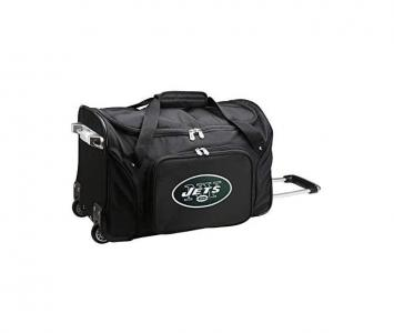 New York Jets Steal Duffel Bag