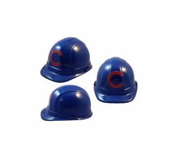 Chicago Cubs MLB fans hard hat
