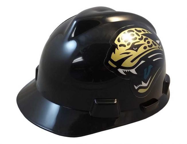 Jacksonville Jaguars construction hard hat