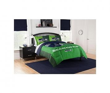 Comforter and Sham Set Seattle Seahawks