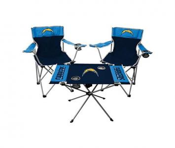 Los Angeles Chargers 3-Piece Tailgate Kit
